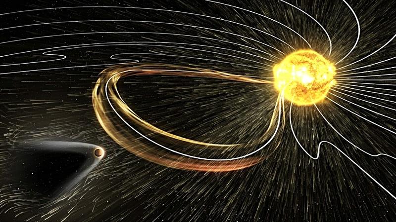 Tempestade magnética atinge a Terra esta sexta-feira Zap13110