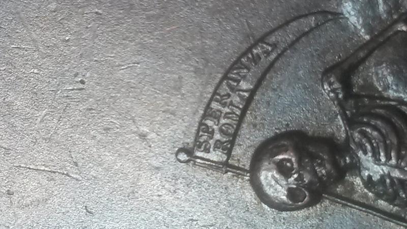 Dolorosa una espada / Crucifixión, S. XIX (R.M. SXIX-C31) 20180311