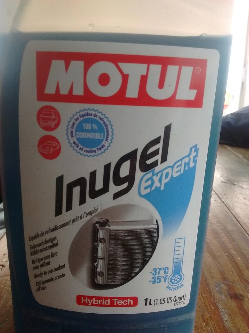 Liquido refrigerante transparente? en Dominar 400 Img_2017