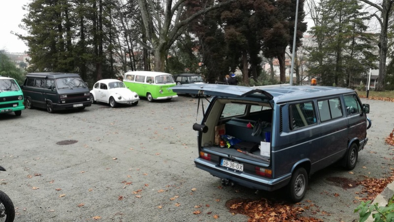 13º Convívio de Natal de Amigos dos VW Clássicos - 09 Dez. 2017 - Oliveira de Azeméis 25198610