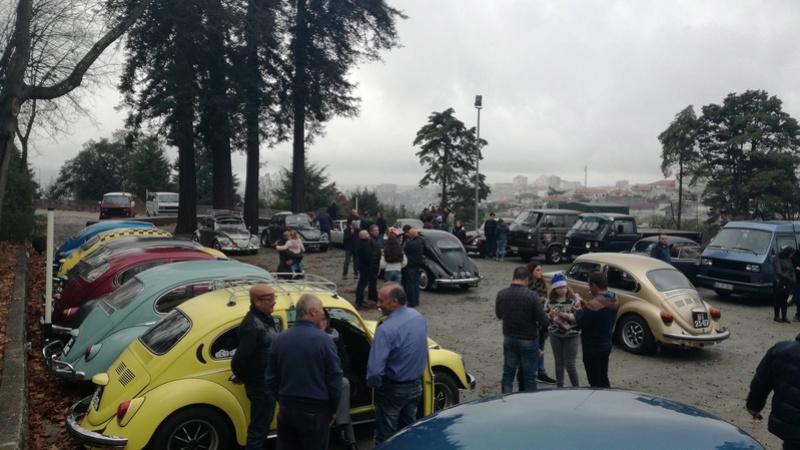 13º Convívio de Natal de Amigos dos VW Clássicos - 09 Dez. 2017 - Oliveira de Azeméis 25198810