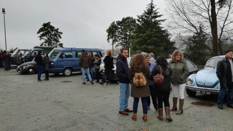 13º Convívio de Natal de Amigos dos VW Clássicos - 09 Dez. 2017 - Oliveira de Azeméis 25270911