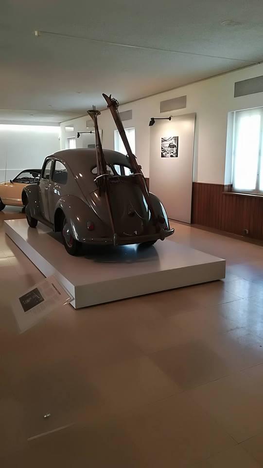 Visita Museu do Caramulo - Volkswagen - 80 Anos ao Serviço do Povo - Maio 2018 33035710