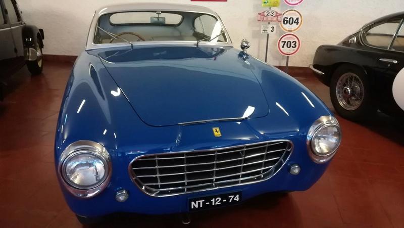Visita Museu do Caramulo - Volkswagen - 80 Anos ao Serviço do Povo - Maio 2018 33046810