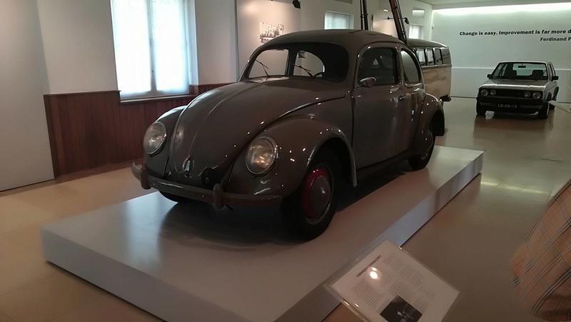 Visita Museu do Caramulo - Volkswagen - 80 Anos ao Serviço do Povo - Maio 2018 33049910