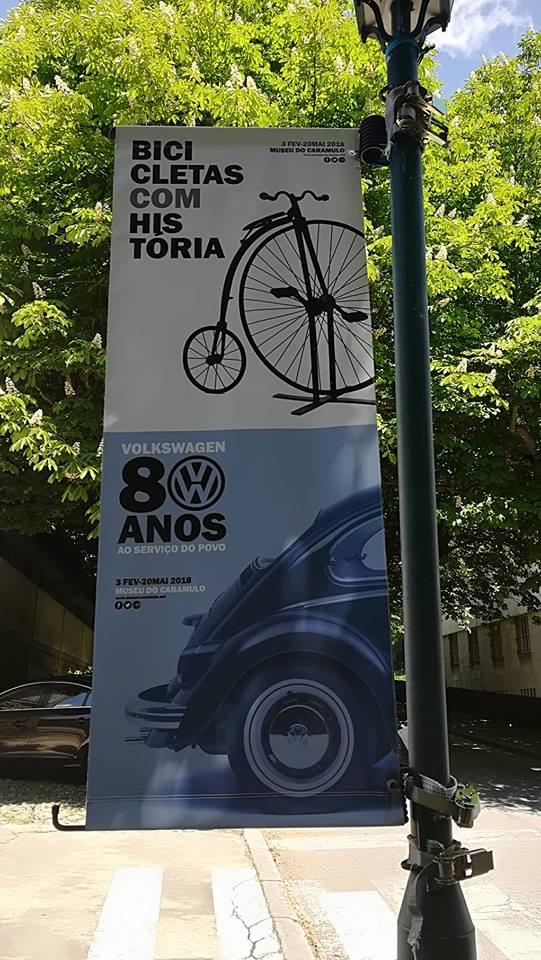 Visita Museu do Caramulo - Volkswagen - 80 Anos ao Serviço do Povo - Maio 2018 33059810