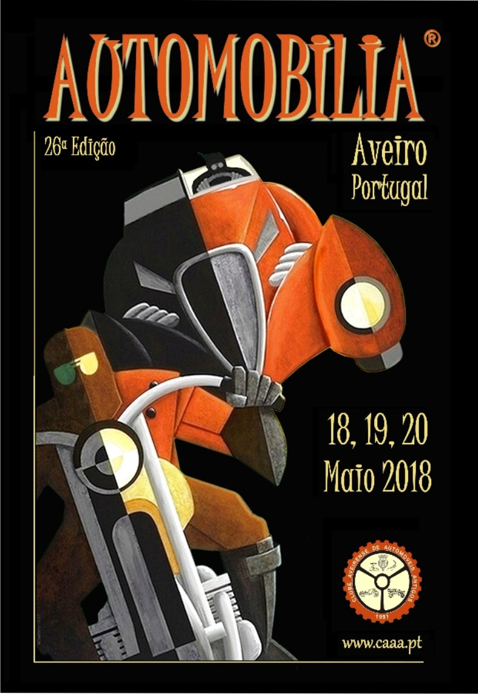 26ª Edição AUTOMOBILIA AVEIRO 2018 - 18-19-20 maio Automo10