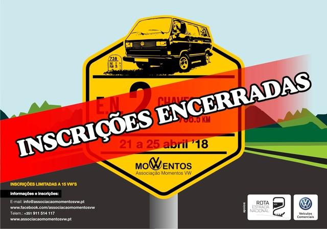 Viagem ESTRADA NACIONAL 2 - CHAVES a FARO - 738,5 km - 21 a 25 abril 2018 N2-inc10