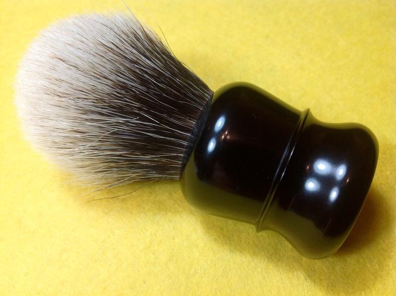 BSB Shaving Brushes - Brosses de rasage en aluminium brillant BSB-1 et BSB-2 disponibles Image10