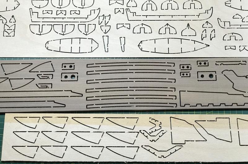 L'Agamemnon 1/64e Caldercraft, kit bashing... - Page 2 F8fd2110