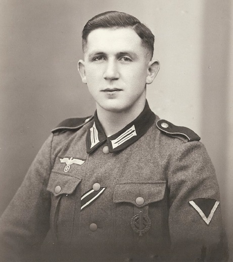 Soldat Allemand Paris 1940 1940311