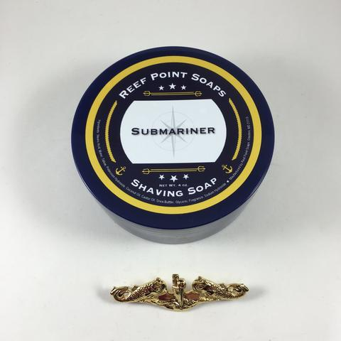 Reef Points Soap - Submariner Reefpo10