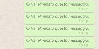 Si possono finalmente cancellare i messaggi su WhatsApp! Whatsa11