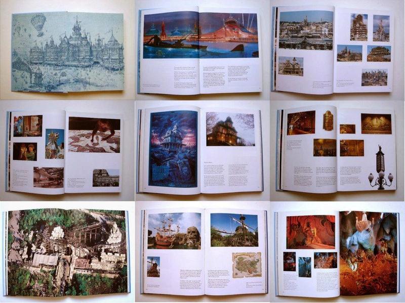Offre Spéciale Saint-Valentin Livre Disneyland Paris de l'Esquisse à la Création Edition Française Digitale eBook  17780_10