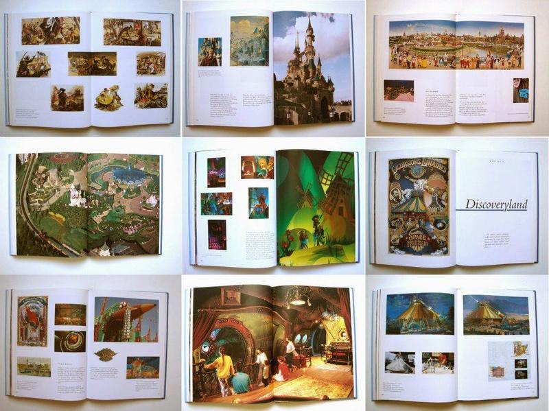 Offre Spéciale Saint-Valentin Livre Disneyland Paris de l'Esquisse à la Création Edition Française Digitale eBook  59943810