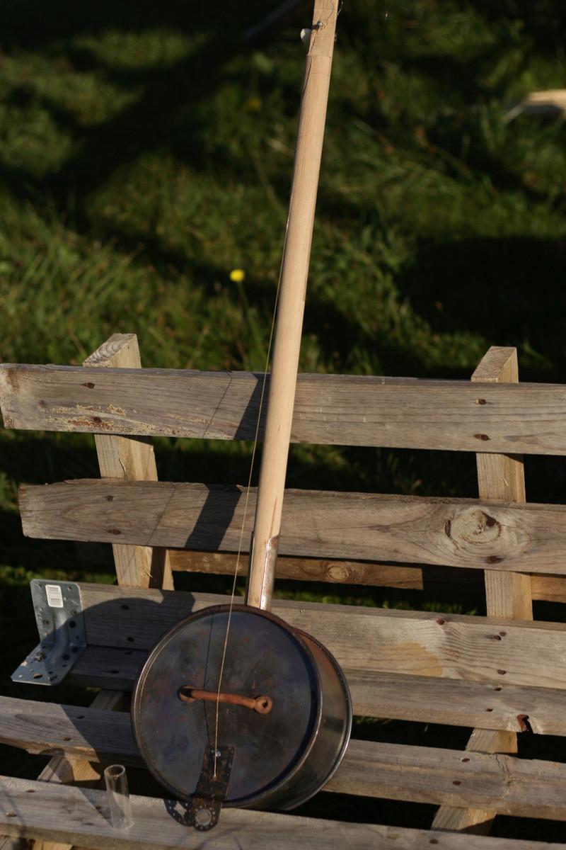 Diddley Bow Banjo! Img_0012