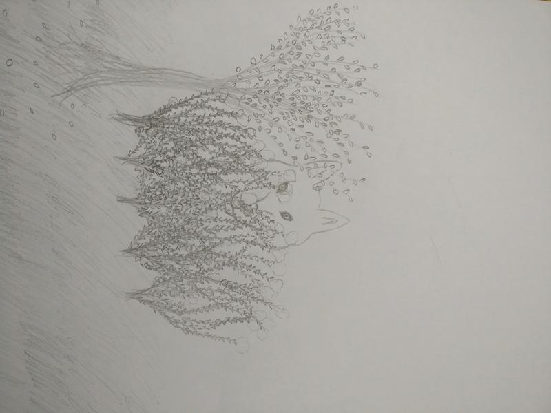 Meine Bemühungen zum Malen/Zeichnen :D Bush-w12