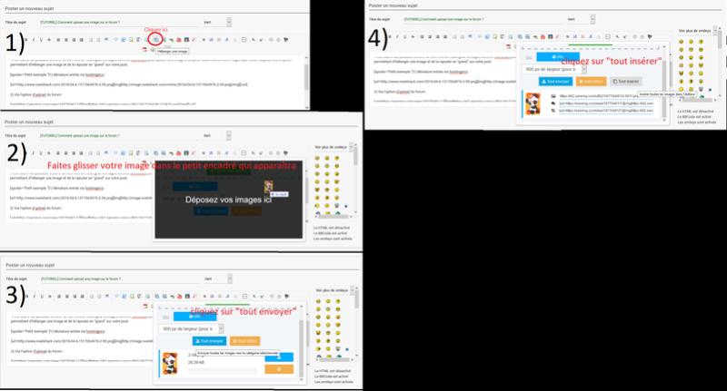 [TUTORIEL] Comment upload une image sur le forum ? Tuto11