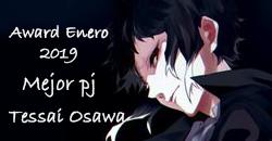 Perfil - Tessai Osawa 0e9c2e10