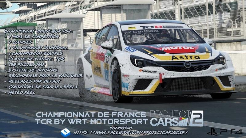 Championnat de France TCR PS4 21950710