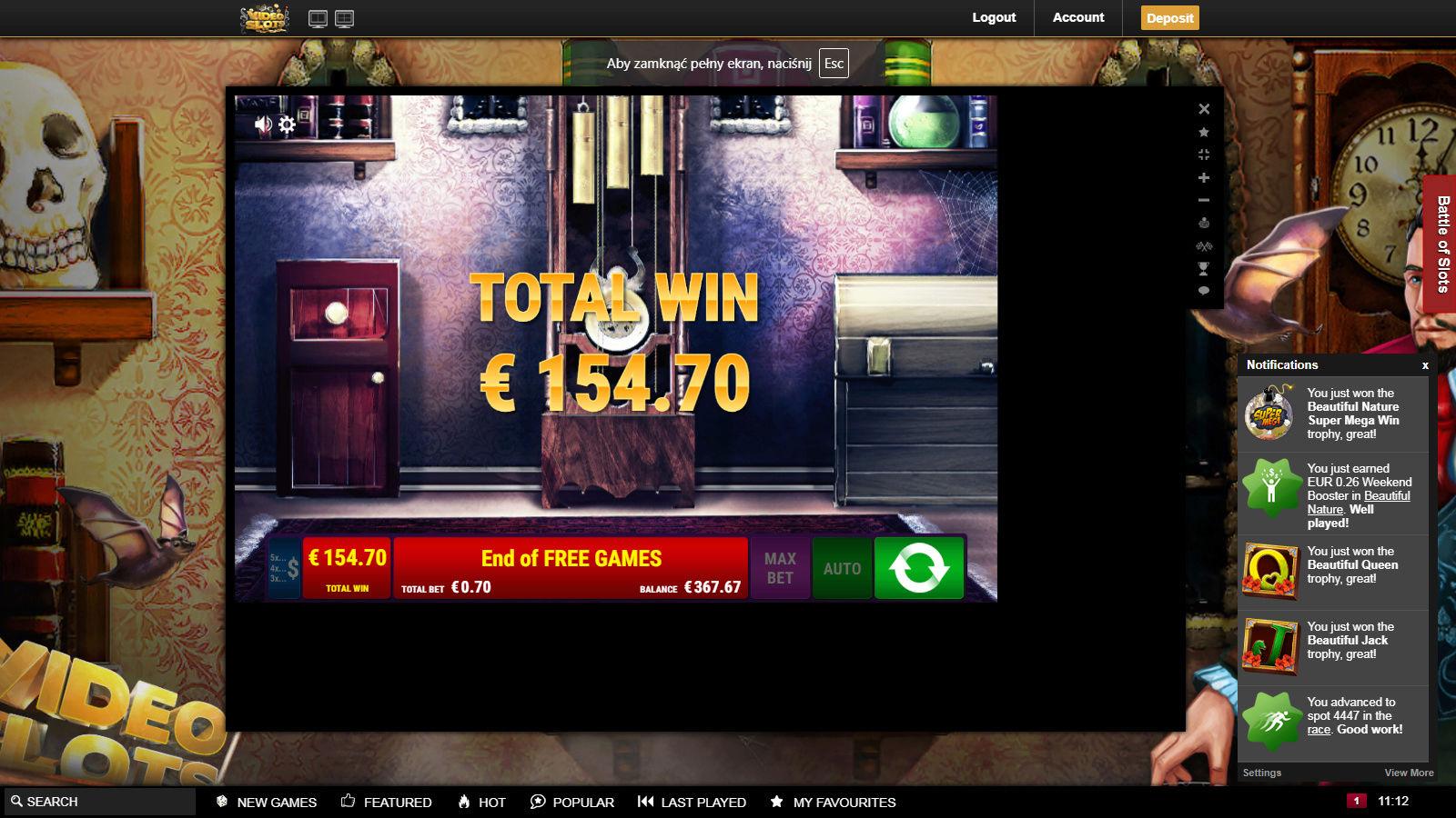 Screenshoty naszych wygranych (minimum 200zł - 50 euro) - kasyno - Page 8 Book_o10