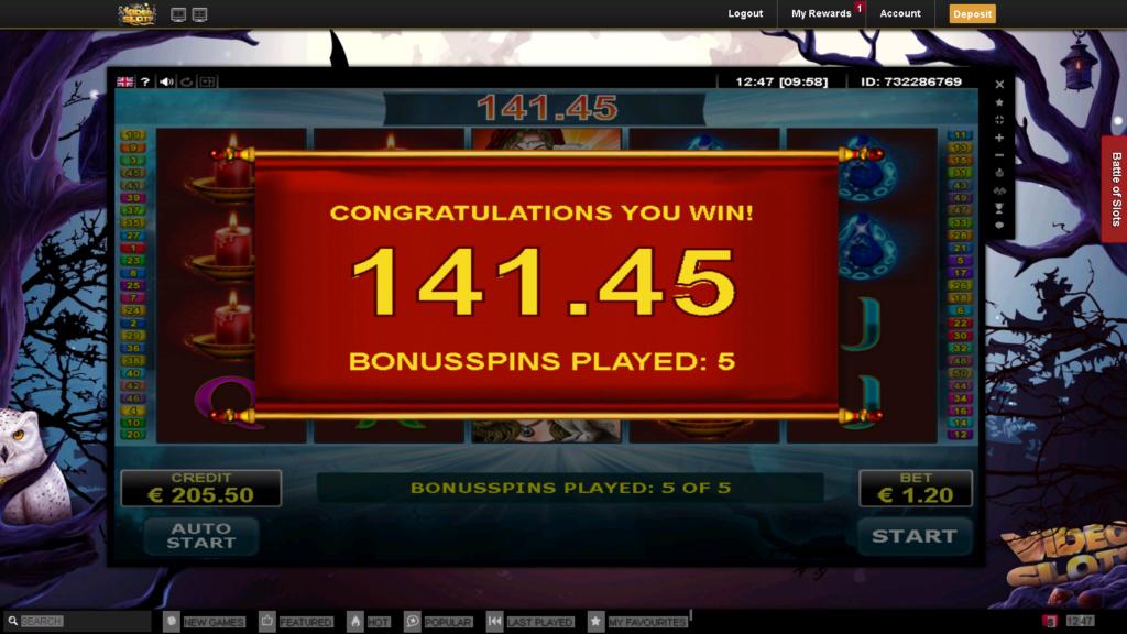 Screenshoty naszych wygranych (minimum 200zł - 50 euro) - kasyno - Page 14 Magic_11