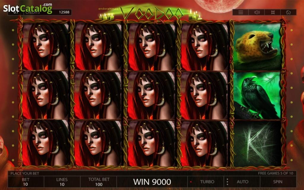 Rozmowy na temat slotów - pomysł na gre Voodoo10