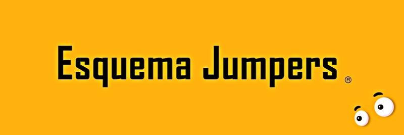 Jumper e esquema eletrico