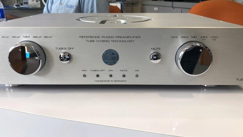 Accustic Arts Tube Phono II Amp (USED) SOLD 2ccc6c10