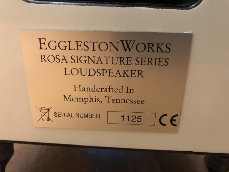 EgglestonWorks The Rosa Signature (USED) Image310