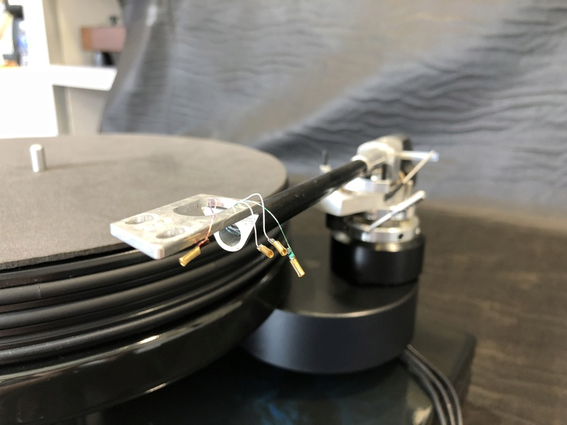 Nottingham Analogue Space Deck Turntable (USED) Img_7010