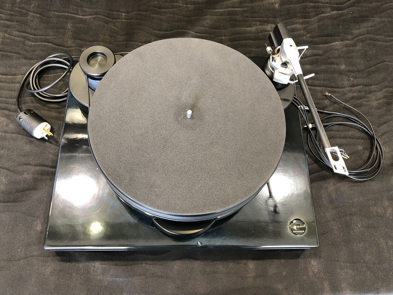 Nottingham Analogue Space Deck Turntable (USED) Img_7013