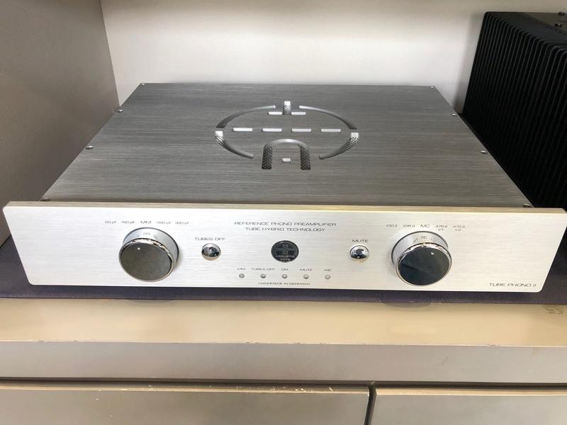 Accustic Arts Tube Phono II Amp (USED) SOLD Img_7210