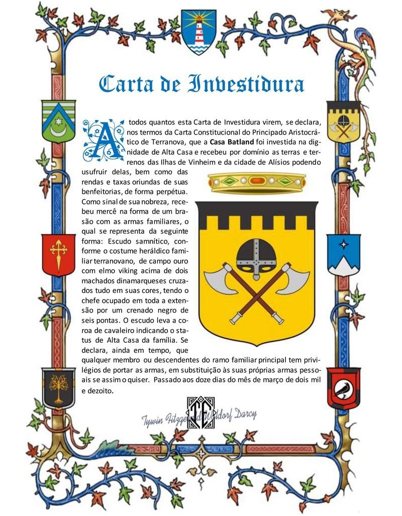 Investidura 2 - Família Batland Carta_10