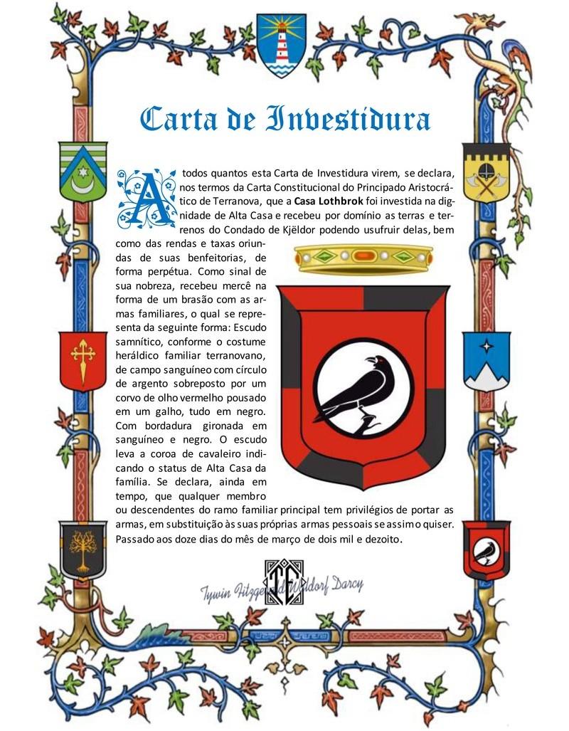 Investidura 4 - Família Lothbrok Carta_12