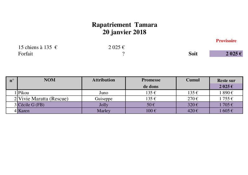 ARRIVEE PAR CAMION du 20 janvier 2018 (Roumanie) Rapatr51