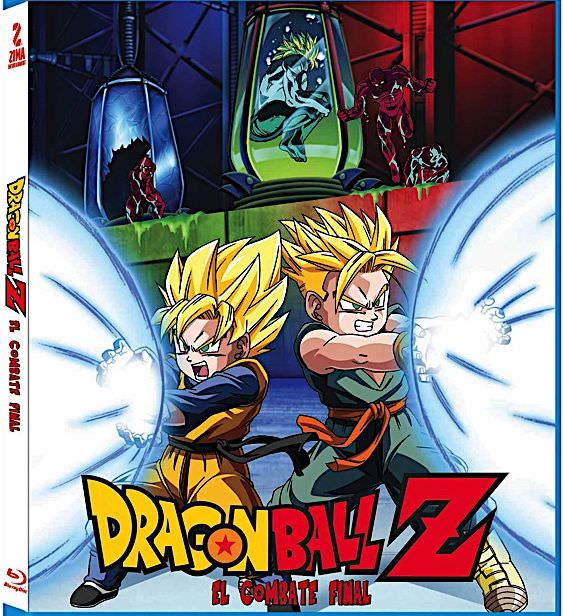 Dragon Ball Z Peliculas | BDMV | Latino | 1080p | 3tismr11