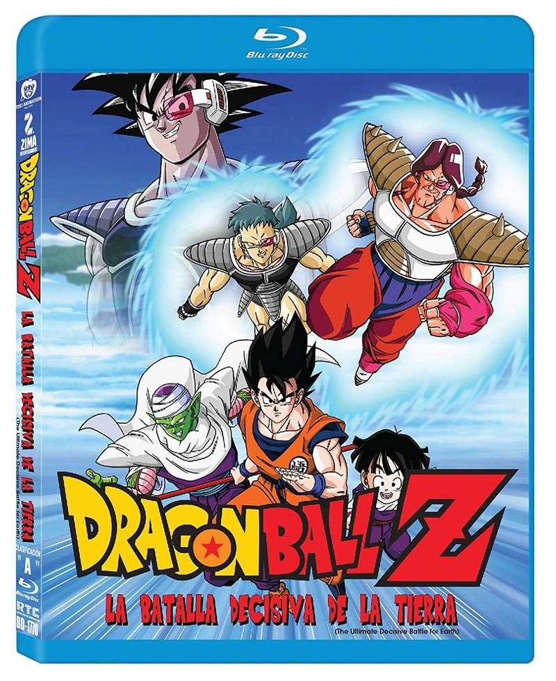 Dragon Ball Z Peliculas | BDMV | Latino | 1080p | 91sibv10