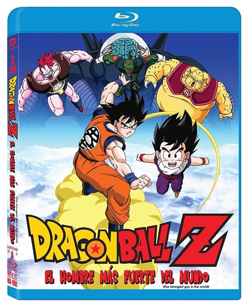 Dragon Ball Z Peliculas | BDMV | Latino | 1080p | 91vrac10