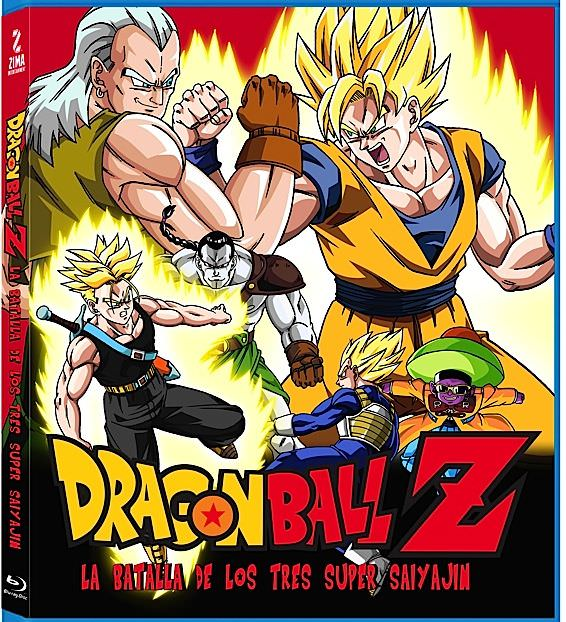 Dragon Ball Z Peliculas | BDMV | Latino | 1080p | A78ypl10