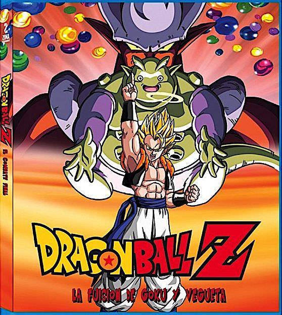 Dragon Ball Z Peliculas | BDMV | Latino | 1080p | Bi7ysb11