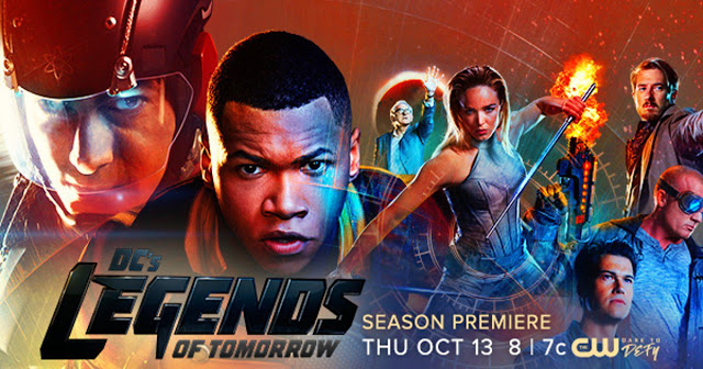 Legends of Tomorrow | S02 | Lat-Ing | 720p | x265 Dcs-le10