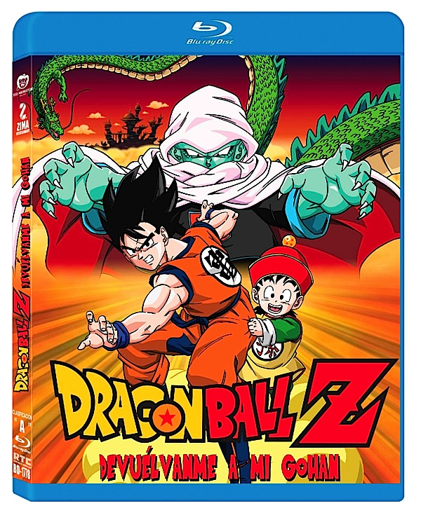Dragon Ball Z Peliculas | BDMV | Latino | 1080p | Devuel10