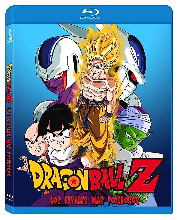 Dragon Ball Z Peliculas | BDMV | Latino | 1080p | Dragon12