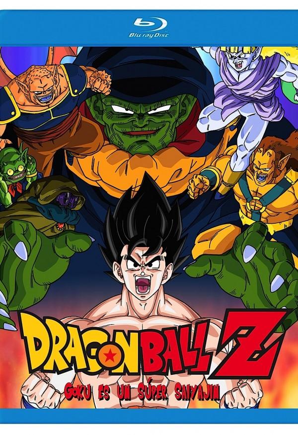 Dragon Ball Z Peliculas | BDMV | Latino | 1080p | Dragon14