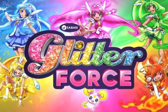 Glitter Force | Lat-Cast-Ing | 1080p | x264 Glitte10