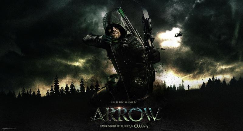 Arrow | S06 | 23/23 | Lat-Ing | 720p | x265 Hsidsy11