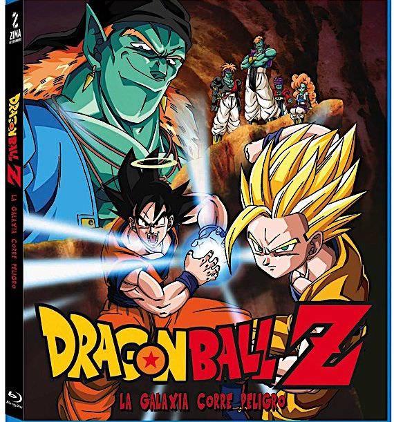 Dragon Ball Z Peliculas | BDMV | Latino | 1080p | J56gpj11