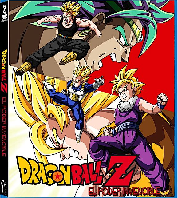 Dragon Ball Z Peliculas | BDMV | Latino | 1080p | Kgtf9w10