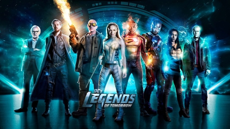 Legends of Tomorrow | S03 | 18/18  | Lat-Ing | 720p | x265 Legend10